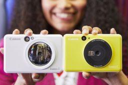 با دوربین چاپ همزمان کانن، آینده را در لحظه تجربه کنید .