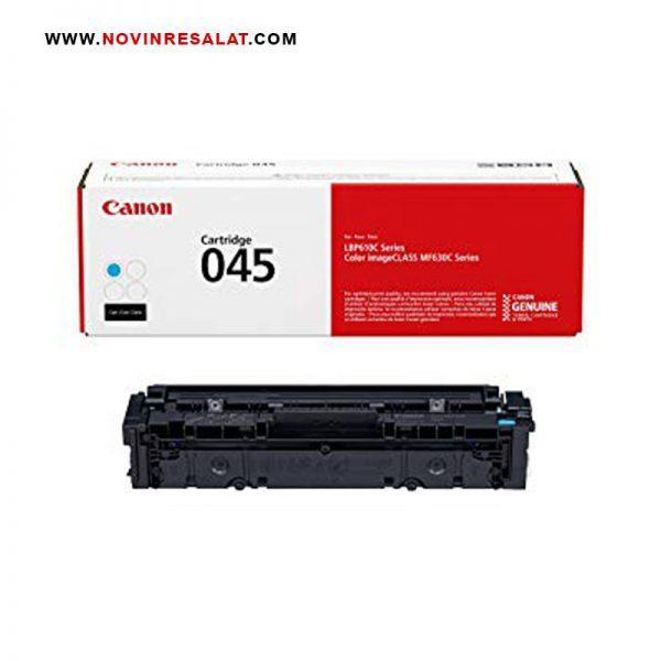 تونر کاتریج آبی Canon 45