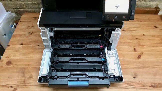 دستگاه کپی پرینتر لیزری جدید کانن MF734CDW