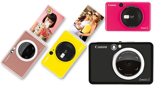 Canon Zoemini C یک هدیه باشکوه