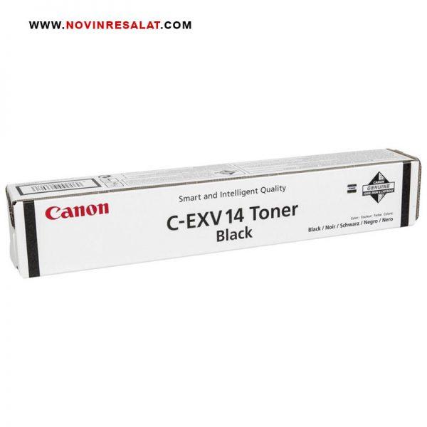 تونر کارتریج اصلی Canon C-EXV14 Black