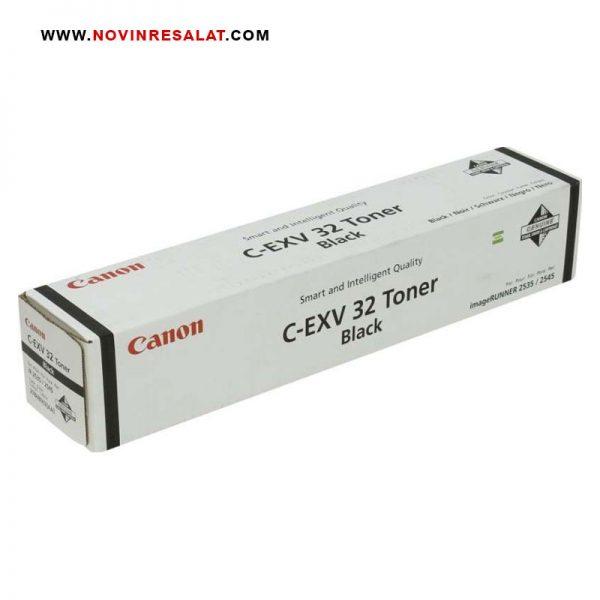 تونر کارتریج اصلی Canon C-EXV32 Black