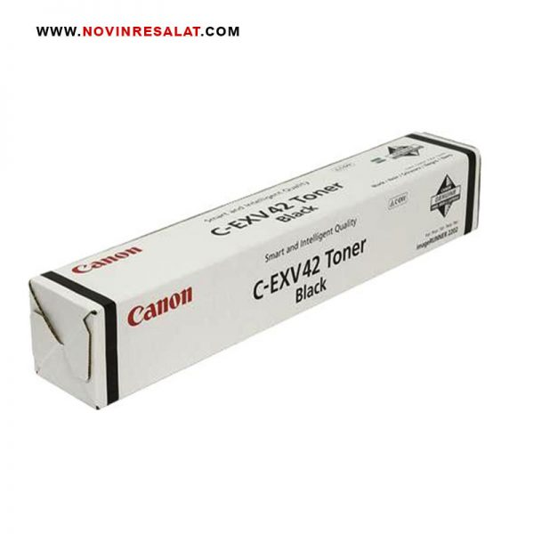 تونر کارتریج اصلی Canon C-EXV42 Black
