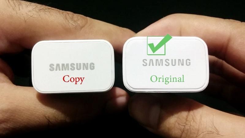 نحوه تشخیص شارژر اصلی و غیر اصلی گوشی های موبایل